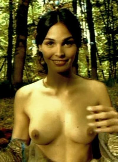 Ines Sastre Nude